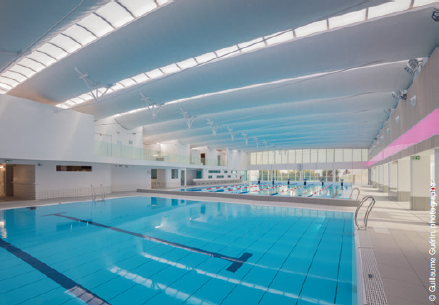 R f rences technox for Piscine coubertin clermont