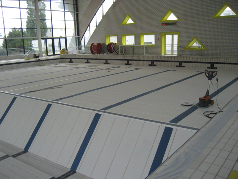 R f rences technox for Piscine baleine saint denis