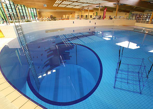 R f rences technox for Piscine rennes