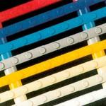 Echantillon couleur grilles goulottes